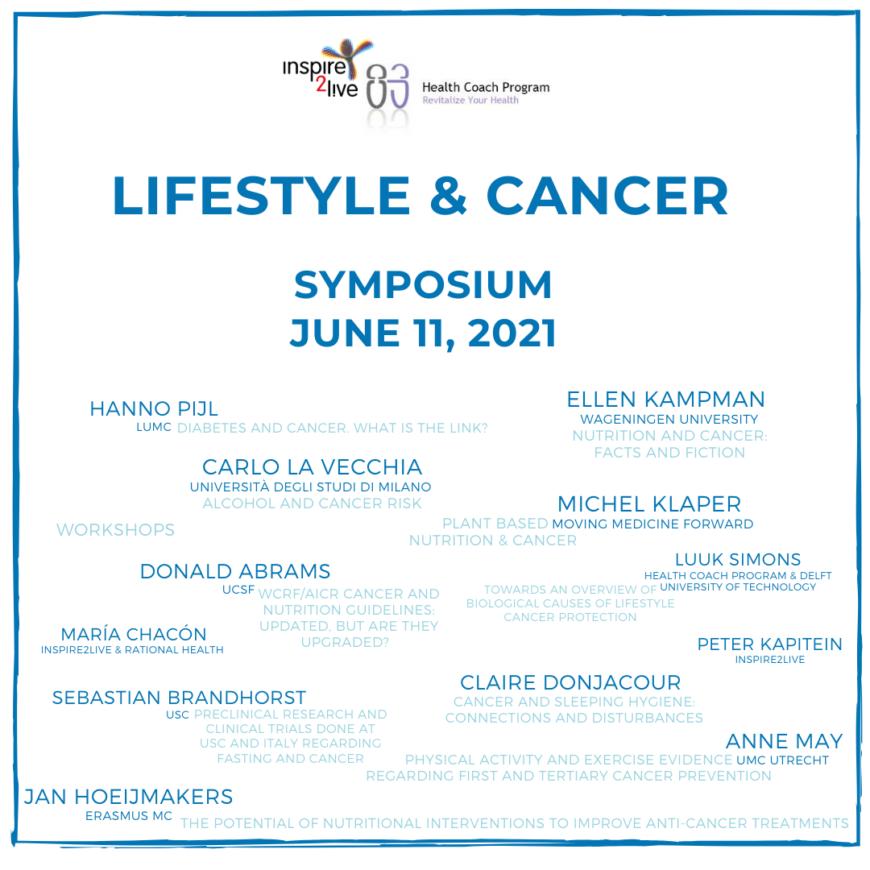 Lifestyle & Cancer Symposium