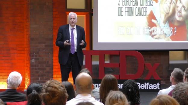 Ted Talk Mark Lawler