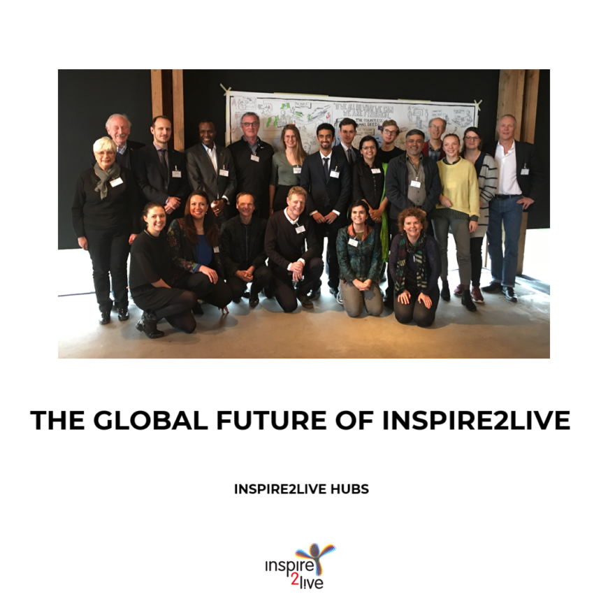 The Global Future of Inspire2Live