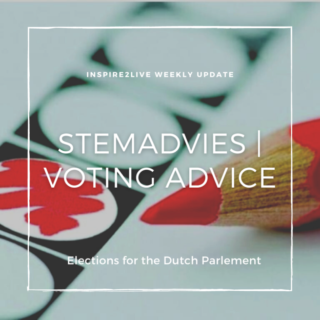 Voting for the Dutch parliament / Stemadvies
