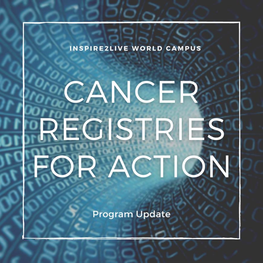 Cancer Registries for Action