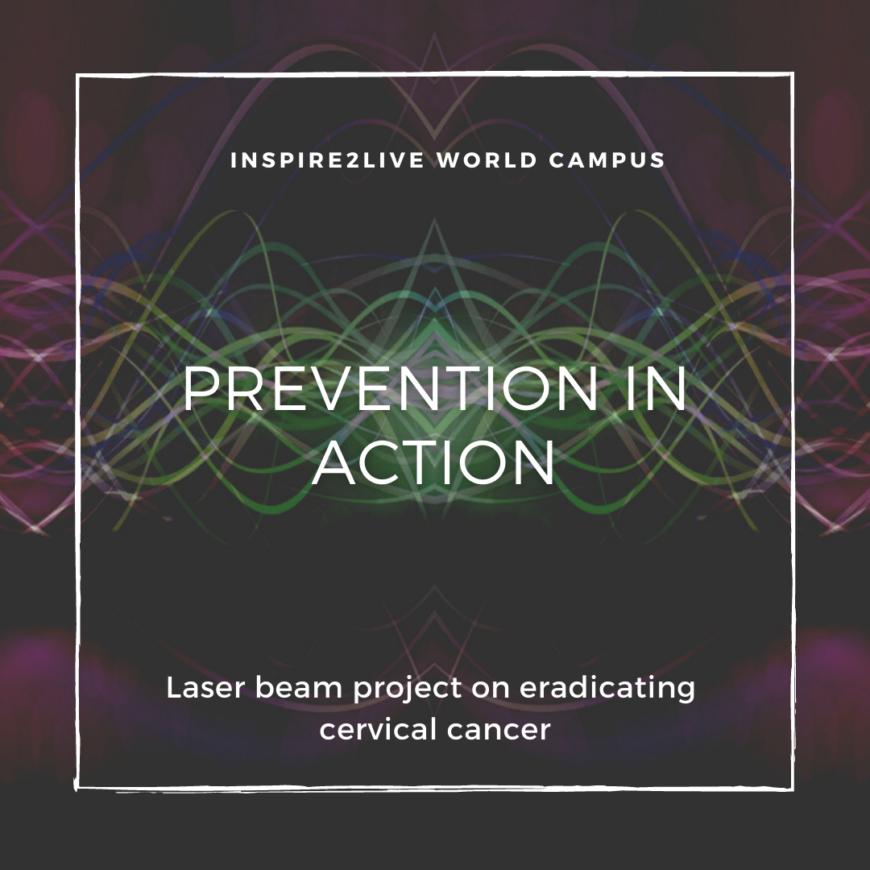 World Campus Laser Beams