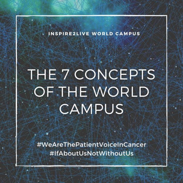 The 7 concepts of the World Campus