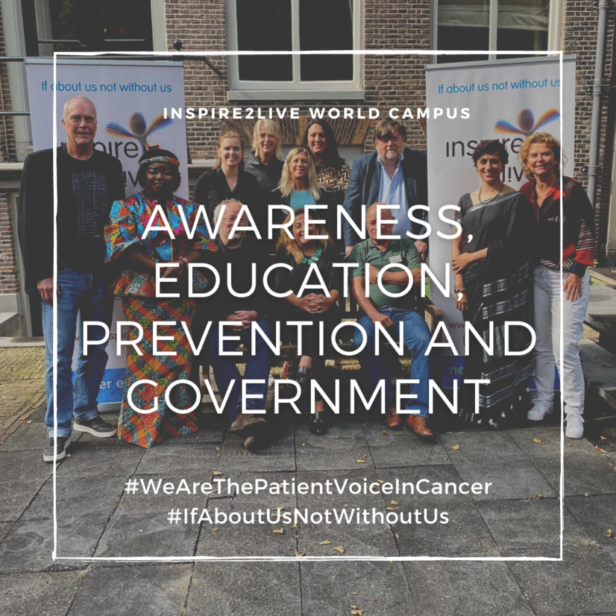 Awareness, Education, Prevention and Government