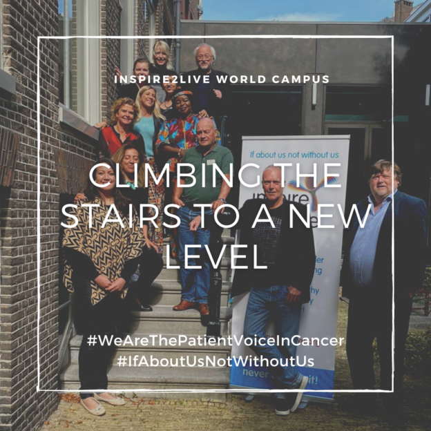 Climbing the stairs to a new level