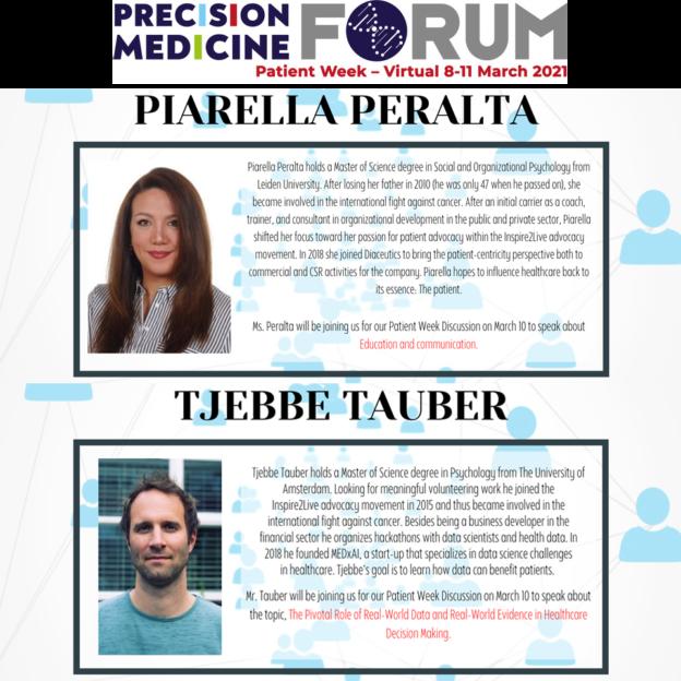 Precision Medicine Forum 2021